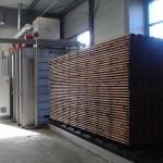 Four pour le chauffage du bois